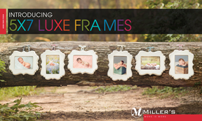 5x7 Luxe Frame
